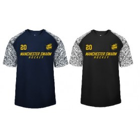 Manchester Swarm - Printed Blend Performance T Shirt