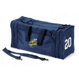 Manchester Swarm - Custom Embroidered And Printed Kit Bag