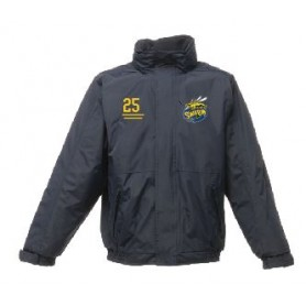 Manchester Swarm - Customised Heavyweight Dover Rain Jacket