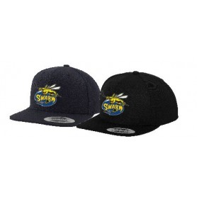 Manchester Swarm - Embroidered Snapback Cap