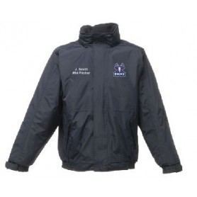 Milton Keynes Bucks - Customised Heavyweight Dover Rain Jacket