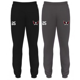 Eagles de L'Aigles - Badger Embroidered Cuff Joggers