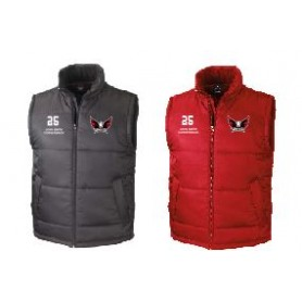 Eagles de L'Aigle - Embroidered Bodywarmer