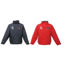 Eagles de L'Aigles - Customised Embroidered Heavyweight Dover Rain Jacket