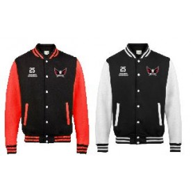 Eagles de L'Aigle - Custom Embroidered Varsity Jacket