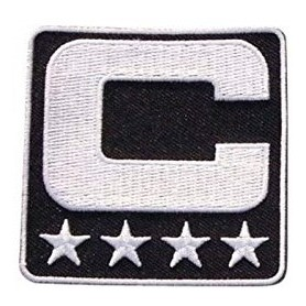 Football America - Captains Badge