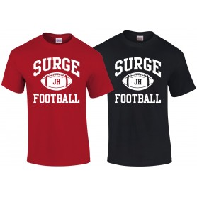 Staffordshire Surge - Coaches Custom Ball Logo 1 T Shirt