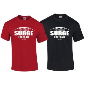 Staffordshire Surge - Coaches Laces Logo T Shirt