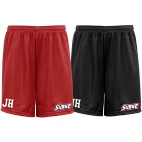 Staffordshire Surge - Coaches Embroidered Mesh Shorts