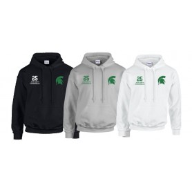 Halton Spartans - Custom Embroidered Hoodie