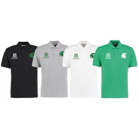 Halton Spartans - Customised Embroidered Polo Shirt