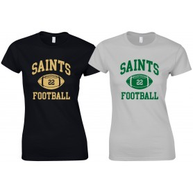 Bury Saints - Women's custom Ball 1 T Shirt