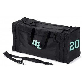 Uel Phoenix - Custom Embroidered And Print Kit Bag