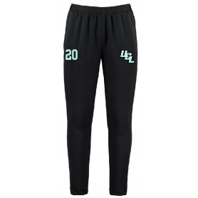 UEL Phoenix - Customised Embroidered Zipped Pocketed Slim Fit Track Trousers