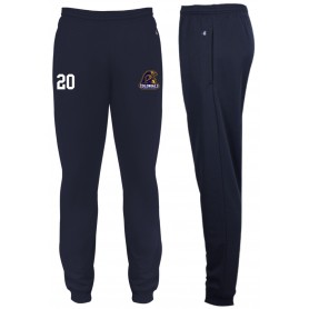Lincoln Colonials - Badger Embroidered Cuff Joggers