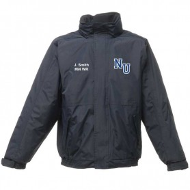 Newcastle Raiders - Embroidered Heavyweight Dover Rain Jacket