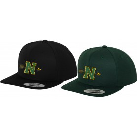 Nottingham Outlaws Alumni - Embroidered Snapback
