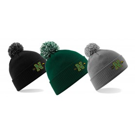 Nottingham Outlaws Alumni - Embroidered Bobble Hat
