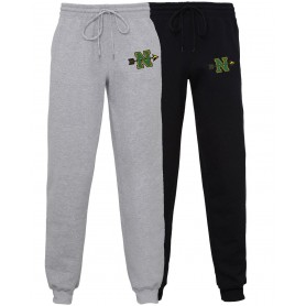 Nottingham Outlaws Alumni - Embroidered Cuffed Bottom Joggers