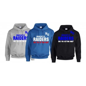 Newcastle Raiders - Getting Mad Hoodie