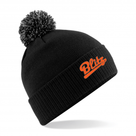 London Blitz Softball - Embroidered Bobble Hat