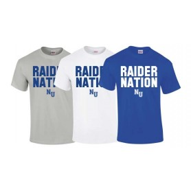 Newcastle Raiders - Raider Nation Logo T Shirt