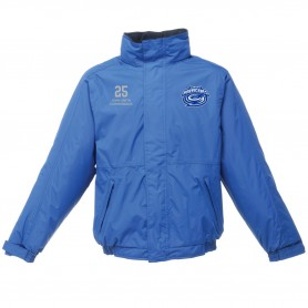 Cardiff Hurricanes - Embroidered Heavyweight Dover Rain Jacket