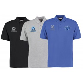 Cardiff Hurricanes - Customised Embroidered Polo Shirt