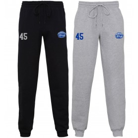 Cardiff Hurricanes - Customised Embroidered Cuff Joggers