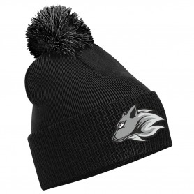 Bucks Wolves - Embroidered Bobble Hat