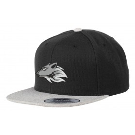 Bucks Wolves - Two Tone Embroidered Snapback