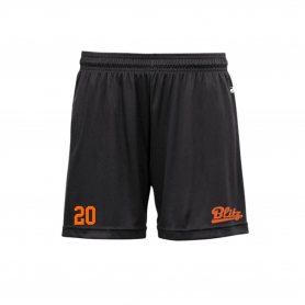 London Blitz Softball - Customised Ladies Embroidered B Core Shorts