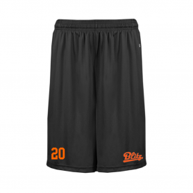 London Blitz Softball - B Core Pocketed Shorts