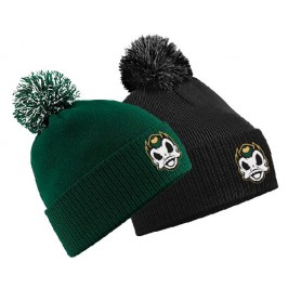 Solothurn Ducks - Embroidered Bobble Hat