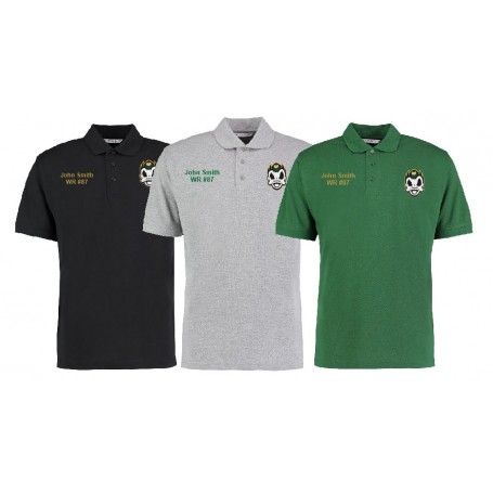 Solothurn Ducks - Custom Embroidered Polo Shirt
