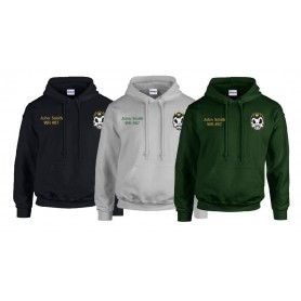 Solothurn Ducks - Custom Embroidered Hoodie