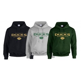 Solothurn Ducks - Custom Ball Logo 2 Hoodie
