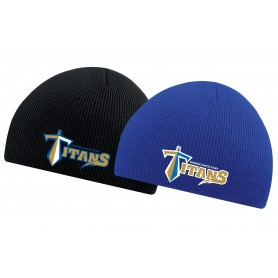 Manchester Titans - Embroidered Beanie Hat