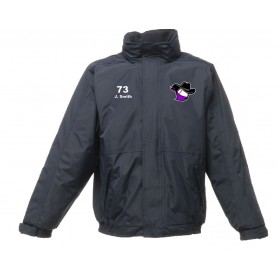 Birmingham Baseball - Embroidered Heavyweight Dover Rain Jacket