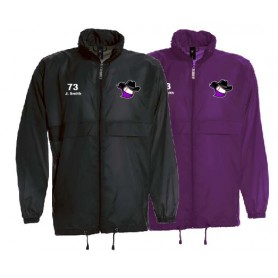 Birmingham Baseball - Lightweight College Rain Jacket