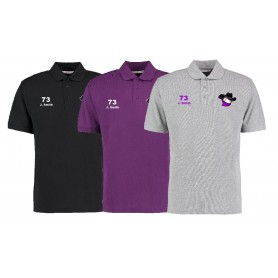Birmingham Baseball - Customised Embroidered Polo Shirt