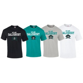 "Salisbury City Marauders - ""We Are"" Logo T Shirt"