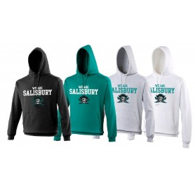 "Salisbury City Marauders - ""We Are"" Logo Hoodie"