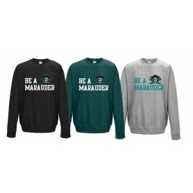 "Salisbury City Marauders - ""Be A"" Logo Sweatshirt"