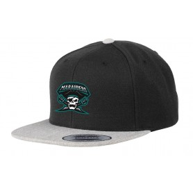 Salisbury City Marauders - Two Tone Embroidered Snapback
