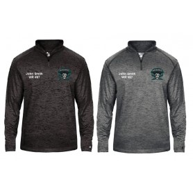 Salisbury City Marauders - Custom Embroidered Tonal Blend Sport 1/4 Zip