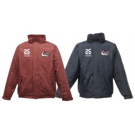 Bristol Barracuda - Custom Embroidered Heavyweight Dover Rain Jacket