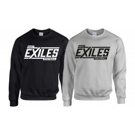 Kent Exiles - Players Block Logo Sweatshirt