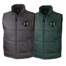 Jurassic Coast Raptors - Embroidered Gilet