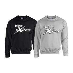 Kent Exiles - Players Full Logo Sweatshirt